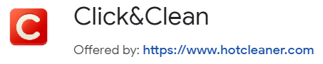 Click And Clean