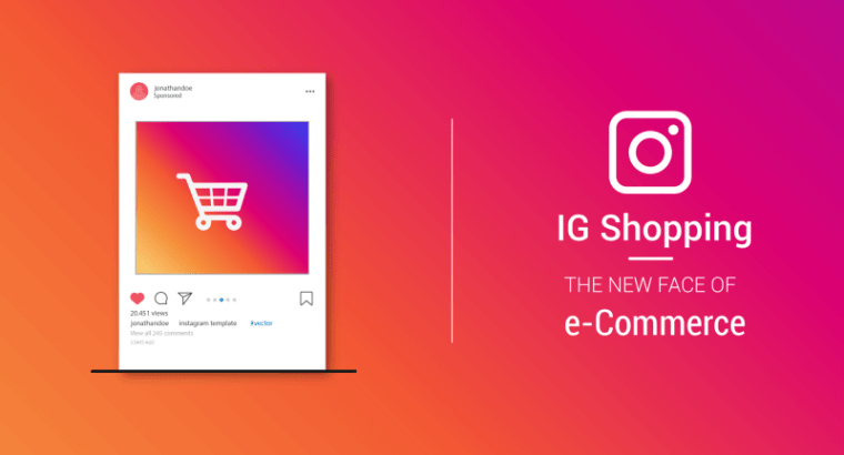 IG Shopping App