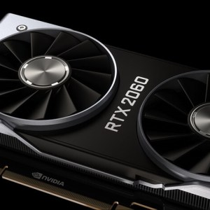 Nvidia RTX 2060 Unveiled
