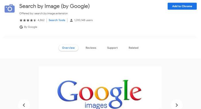 Search By Image - Best Google Chrome Extensions for Better Google Search