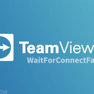 TeamViewer WaitForConnectFailed