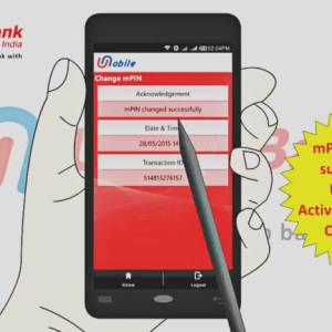 get mPIN for Union Bank of India