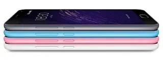 Meizu M2 Note phone