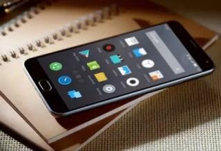 Meizu M2 Note device