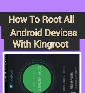 kingroot screenshot