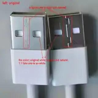 Original USB cabel