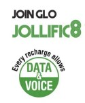 Glo Network To introduce Glo Jollific8 Tariff Plan – That Offers A Whooping 800% Bonus On Every Recharge
