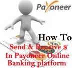 New Method On How To Send And Receive Money From One Payoneer Account To Other Via Transfer