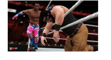 WWE 2k17 free offline version