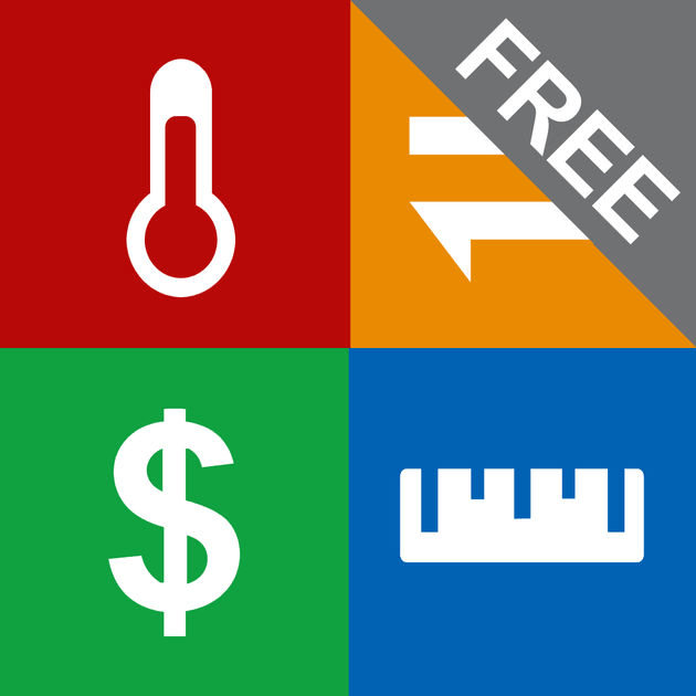 Best Units & Currency app