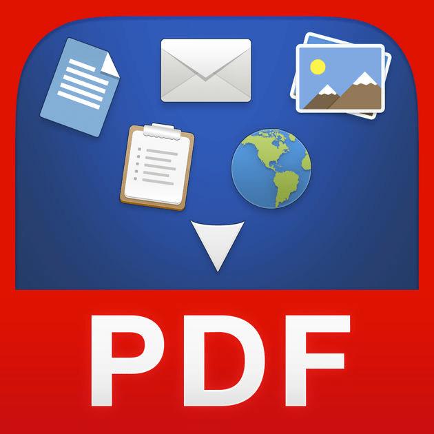 Readdle PDF Converter iOS
