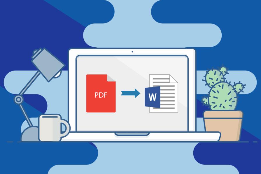Export PDF to Microsoft Word