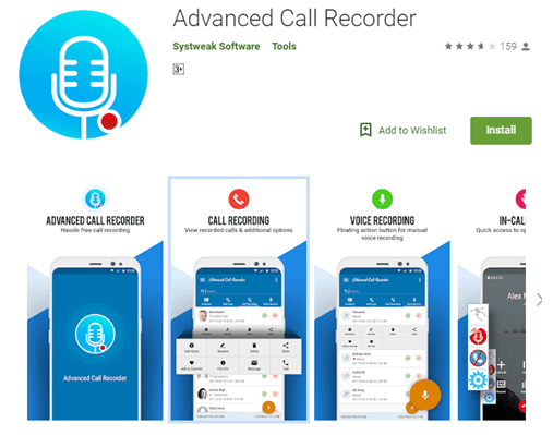 advanced call recorder app