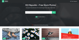 Free stock photos - ISO Republic