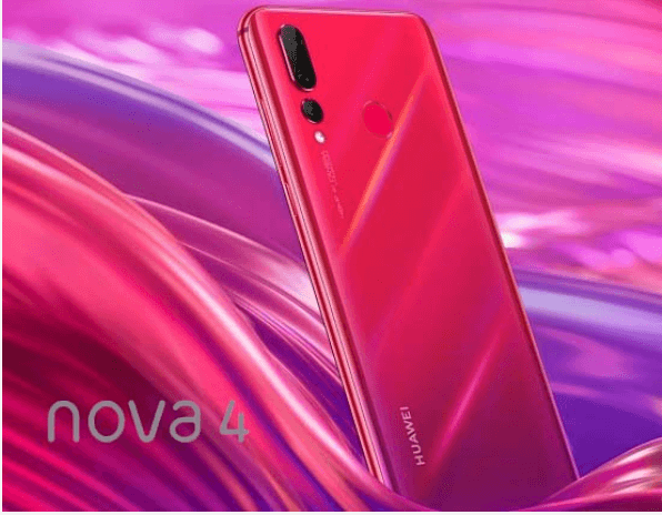 Huawei Nova 4 Specification
