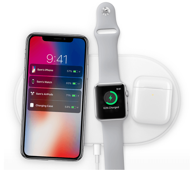 Apple AirPower Wireless Pad