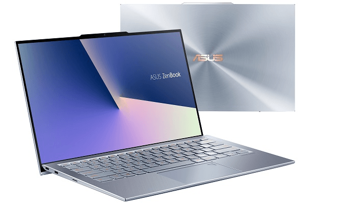 Asus Zenbook S13 laptop Specifications