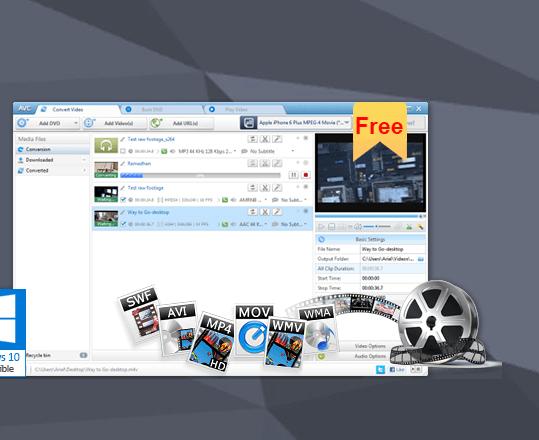 free video converter app