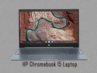 HP 15 chromebook