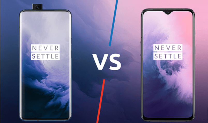 oneplus 7 and 7 pro specification price