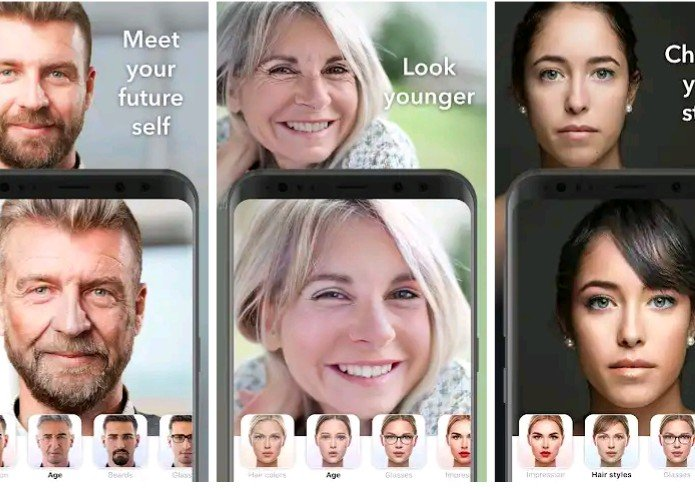 FaceApp: How to Make Your face older or Younger on Android