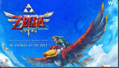 The Legend of Zelda: Skyward Sword – novo Game da Nintendo pro Wii legend_of_zelda-Skyward Sword-nintendo