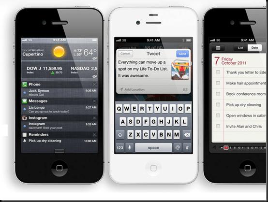 iPhone 4S deve chegar no Brasil até o fim do ano