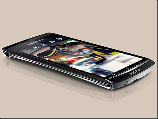 Linha Xperia 2011 receberá o Android 4.0, Sony Ericsson, smartphones