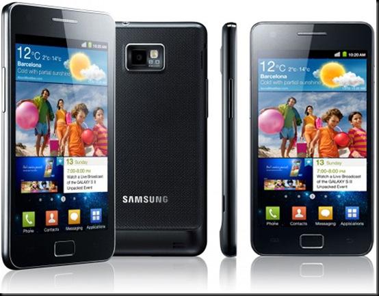 Vai comprar um smartphone? Não deixe de conferir estes dez modelos da safra mais recente, São 10 smartphones elegantes e poderosos para sua escolha, smartphones, mercado, Samsung, Galaxy S II