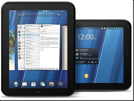HP, Palm, TouchPad, Sistema operacional da Palm se aproxima do fim, Sistema, que hoje pertence à HP, deve ter sua morte definitivamente decretada ainda este ano