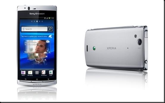 Vai comprar um smartphone? Não deixe de conferir estes dez modelos da safra mais recente, São 10 smartphones elegantes e poderosos para sua escolha, smartphones, mercado, Sony Ericsson, Xperia Arc S