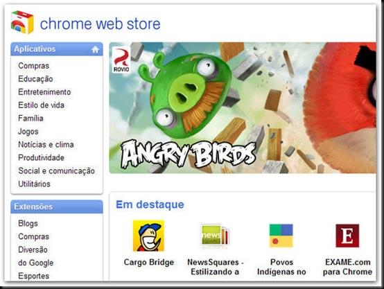 Chrome poderá se tornar plataforma para games, Navegadores, jogos, Google