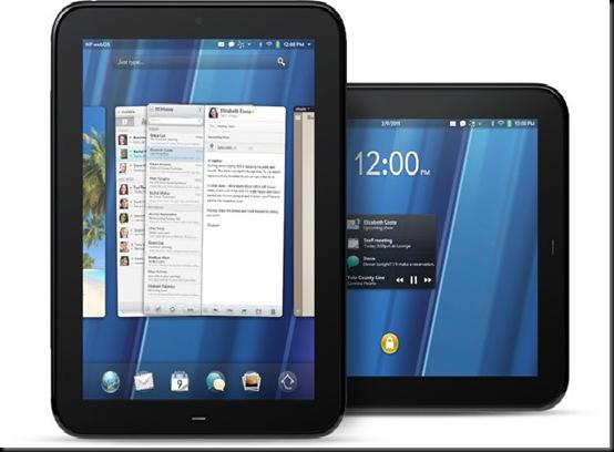 Tablet HP Touchpad terá nova venda por US$ 99, Tablets, HP