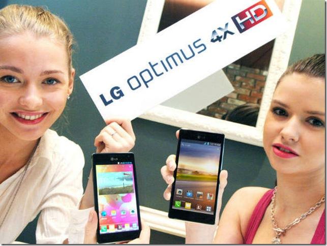 LG anuncia Optimus 4X HD com chip quad-core, LG, Smartphones, lançamentos