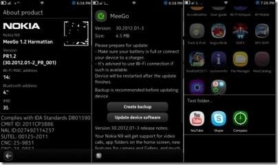 MeeGo 1.2 é lançado pela Nokia, Nokia, OS Mobiles, Smartphones