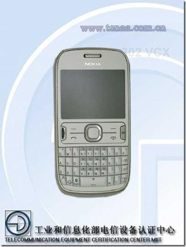 Nokia 302 pode ser o sucessor do C3-00, Nokia, Symbian, Smartphones