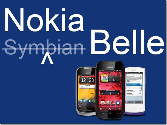 Nokia disponibiliza atualização de OS Nokia Belle no Brasil, Nokia, Symbian, Belle, Symbian Belle