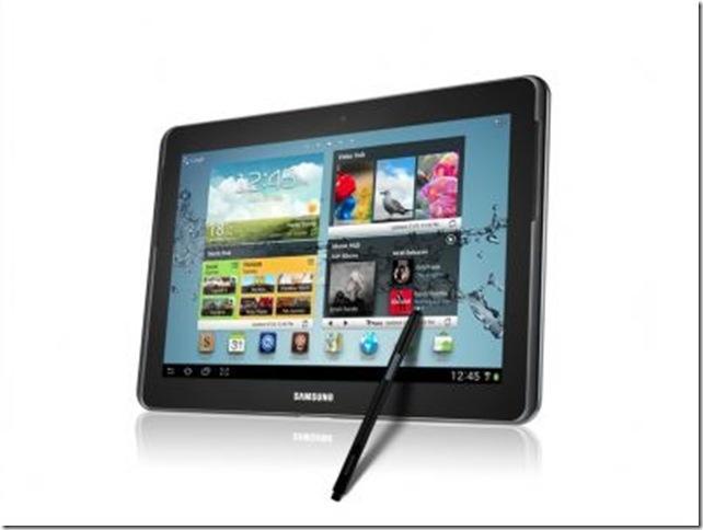 Samsung apresenta novo Galaxy Note 10.1, Samsung, Tablets, lançamentos