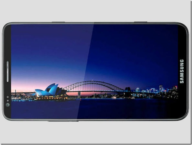 Samsung Galaxy S III terá chip quad-core, Samsung Galaxy SIII, Smartphones