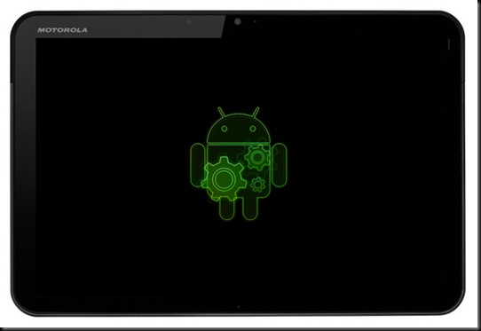 XoomUpdate Motorola Xoom recebe Android 4.0 oficial da Motorola