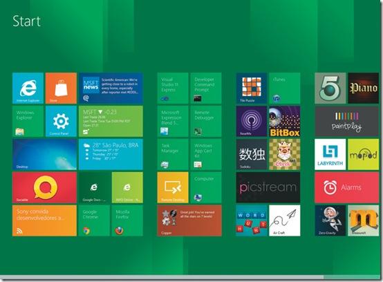 Windows 8 beta será liberado dia 29 de fevereiro, Lançamentos, Microsoft, Windows
