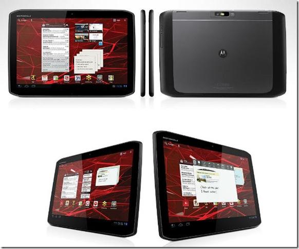 Motorola lança Xoom 2 no Brasil, Motorola, Tablets, lançamentos