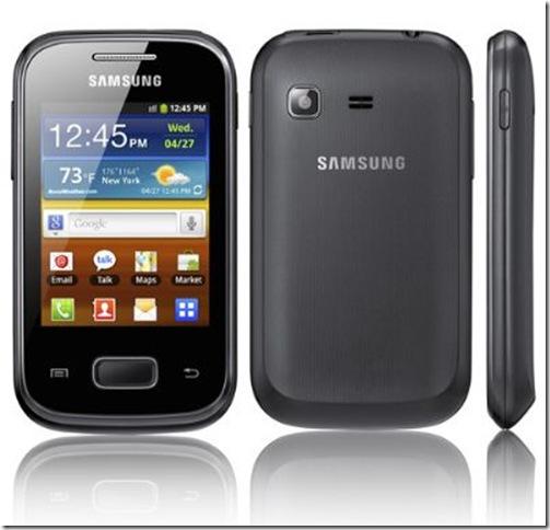 Samsung anuncia smartphone de 2,8 polegadas, Samsung, Samsung Galaxy pocket, Smartphones, Lançamento, Android