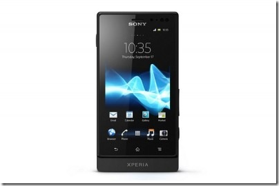 Entenda como funciona a tecnologia Floating Touch do Sony Xperia Sola, Sony, Smartphones, Aplicativos