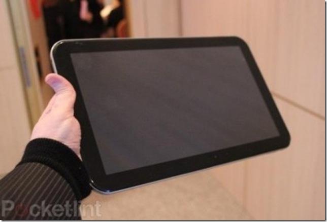 Toshiba anuncia o maior tablet do mundo, Tablets, Toshiba, Android