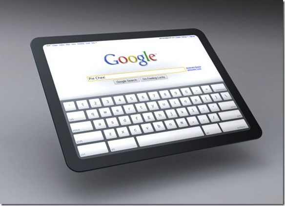 Google muda plano e tablet sai só no segundo semestre, Google, lançamentos, tablets