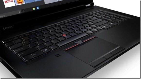 Lenovo apresenta notebooks P70 e P50 com tela 4K e processador Xeon, Lenovo, lançamentos, PCs e Notebooks, Windows 10