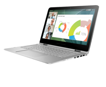 HP's x360 Spectre G2 Hybrid Puts the Best of Both Worlds at Your Fingertips