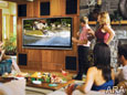 How to make your family room into a personal theater