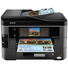 Review: Epson Workforce 840 All-In-One Printer